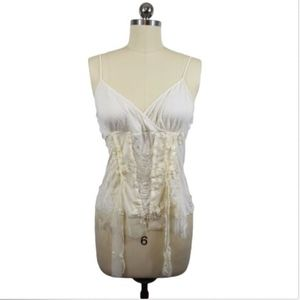 Picasso Ivory Bohemian Top Medium
